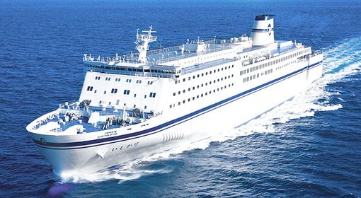 船舶紹介|太平洋フェリー